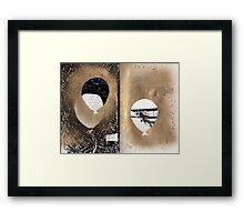 AlteredBook12 #2 Framed Print