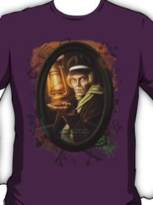 Grave Digger, Haunted Mansion Series by Topher Adam The Dark Noveler T-Shirt