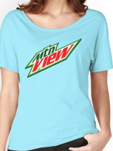 mtn view Women's Relaxed Fit T-Shirt