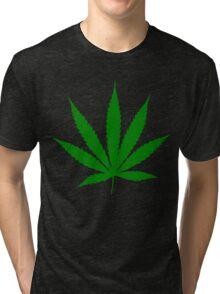MARIJUANA WEED  Tri-blend T-Shirt