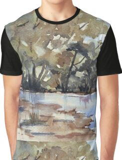 Why the environment has to be preserved Graphic T-Shirt