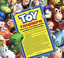 Toy Story 3 (single) by soscott2