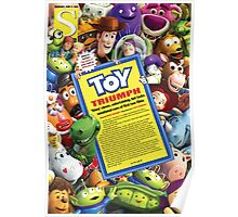 Toy Story 3 (single) Poster