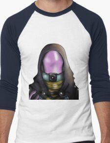 Tali Mass Effect  Men's Baseball ¾ T-Shirt