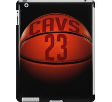 cavs 23 basketball iPad Case/Skin