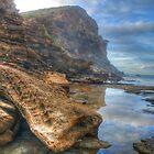 This Is Australia .. Garie Beach by Michael Matthews