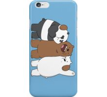 Bear Bros For Life iPhone Case/Skin
