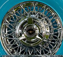 Thunderbird Wheel by dlhedberg