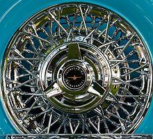 Thunderbird Wheel by dlhedberg
