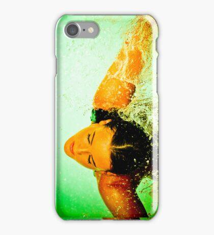 Caribbean Girl 05 iPhone Case/Skin