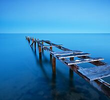 Into The Blue by Ian  Clark