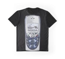 Awesome funny retro phone  Graphic T-Shirt