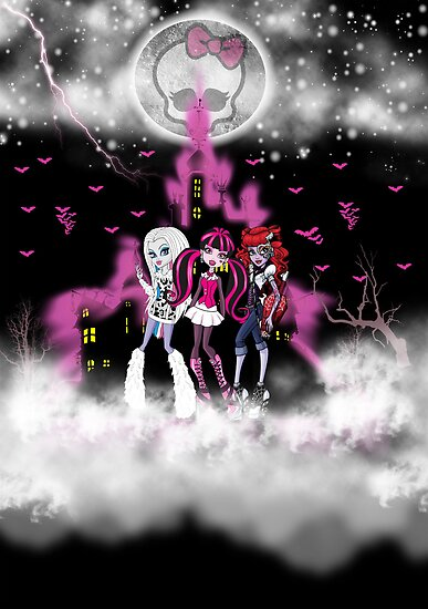 Monster High  by joshjen10
