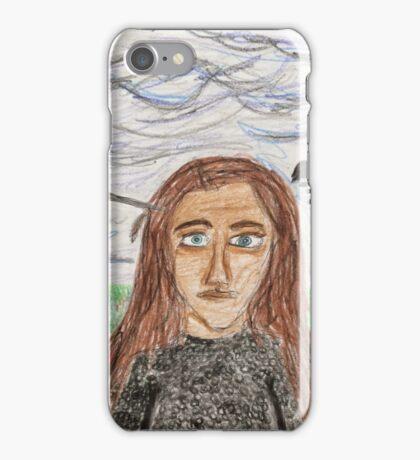 An Unspoken Truth iPhone Case/Skin