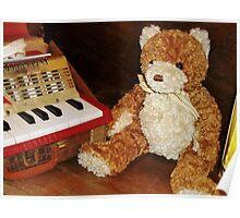 Musical Bear Poster