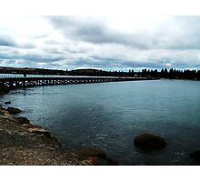 Granite Island Causeway Photographic Print