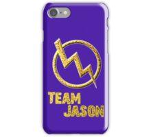 Team Jason iPhone Case/Skin