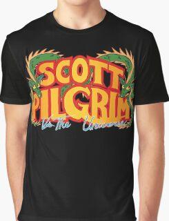 Scott Pilgrim vs. The Universe Graphic T-Shirt