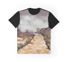 I Love A Lonely Winding Road Graphic T-Shirt