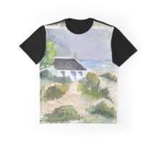 Fisherman's Cottage in South Africa Graphic T-Shirt