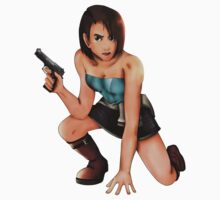 Jill Valentine by Carter478