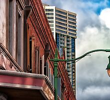 Chinatown - Old & New by ZWC Photography