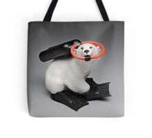 How much can a Polar Bear? Tote Bag