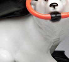 How much can a Polar Bear? Sticker