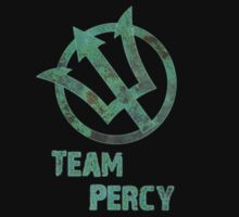 Team Percy One Piece - Short Sleeve
