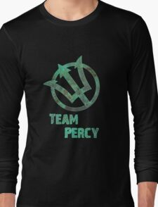 Team Percy Long Sleeve T-Shirt