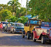 Cuban Colours by Janice Chiu