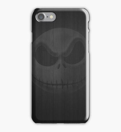 Nightmare wood shadow iPhone Case/Skin