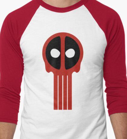 Insane Vigilante!! Men's Baseball ¾ T-Shirt