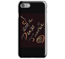 I am a DEXTER Junkie iPhone Case/Skin