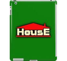 Vintage House iPad Case/Skin