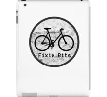 Fixie Bits V1 iPad Case/Skin