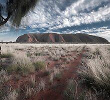Sleeping Giant - Uluru, NT by Liam Byrne