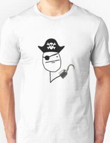 Arrrrr. Unisex T-Shirt