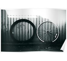 The Wheels Poster