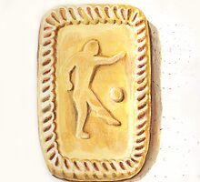 Sports Biscuit by Hannah Dosanjh