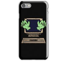 Hands of the Screen iPhone Case/Skin