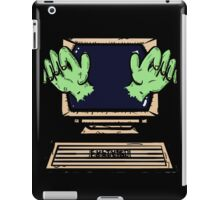 Hands of the Screen iPad Case/Skin