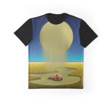 SURREALISM - Moonlight Dreaming Graphic T-Shirt
