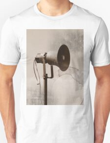 Can you hear me..... Unisex T-Shirt