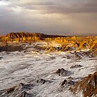 Storm over Moon Valley, San Pedro de Atacama, Chile by parischris