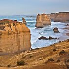 Twelve Apostles by Liz Percival