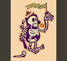 Make no bones Unisex T-Shirt