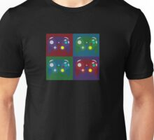 4 Players Unisex T-Shirt