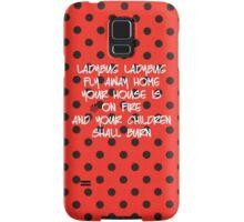 Ladybug Ladybug Samsung Galaxy Case/Skin