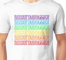 Rainbow Bookstagram Unisex T-Shirt
